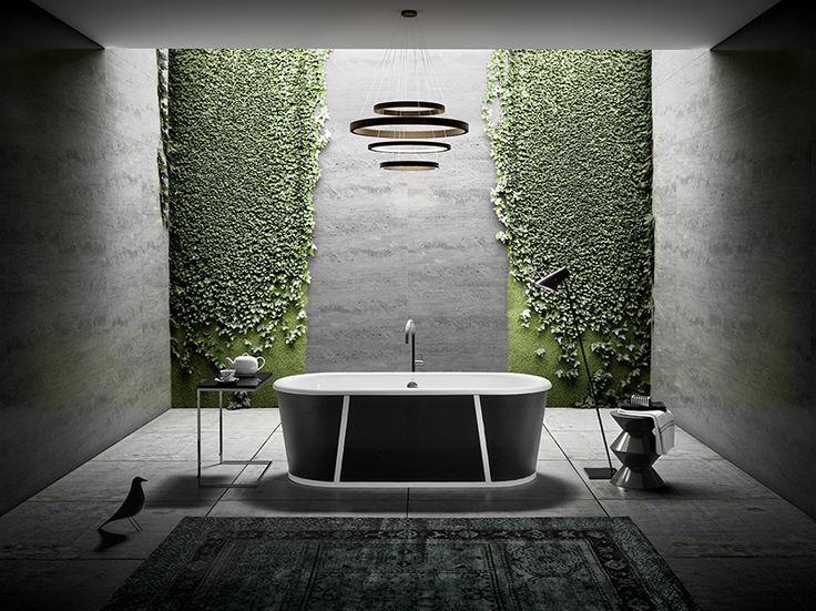 Skirted Bathtub: MORGAN