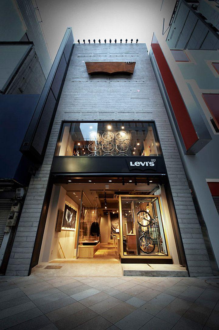 Levis Shinjuku store, Tokyo