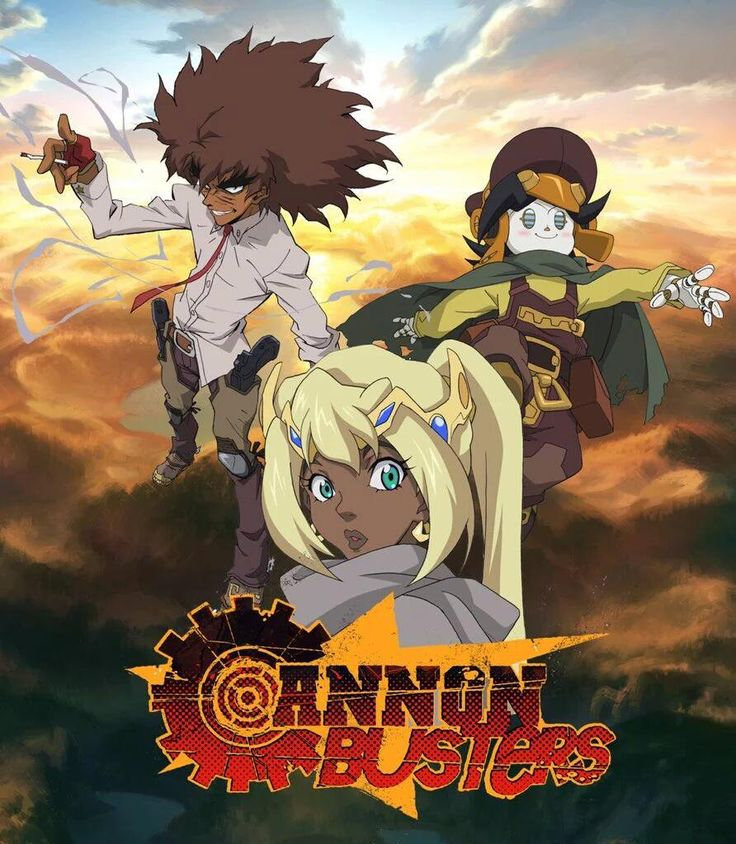 Netflix to Stream Cannon Busters Animated Series by Mike Ferreira