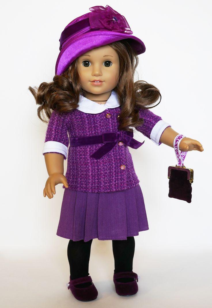 American GIrl Doll Rebecca Rubin, Very Nice