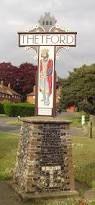 Thetford village sign