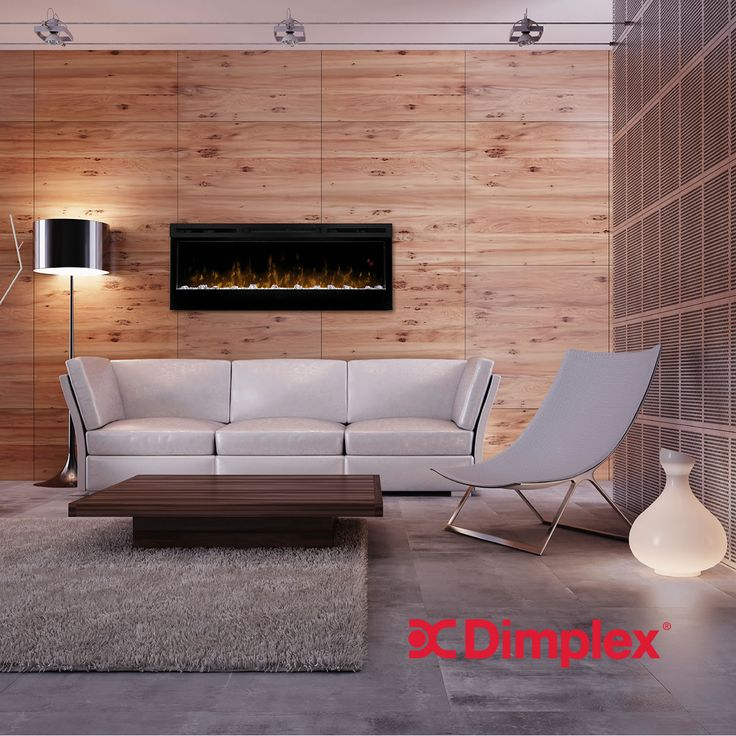 Electric Fireplace linear electric fireplace : 39 best Wall-Mount - Electric Fireplaces images on Pinterest