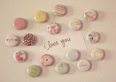 Lovely cuttie magnets