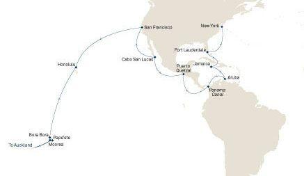 Los Mejores Cruceros por Hawaii INFO Y RESERVAS: http://www.crucerostransamerica.com/