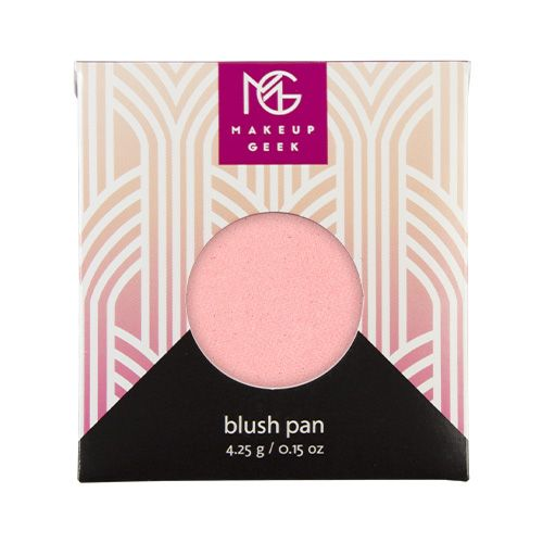 Makeup Geek Blush Pan in Valentine