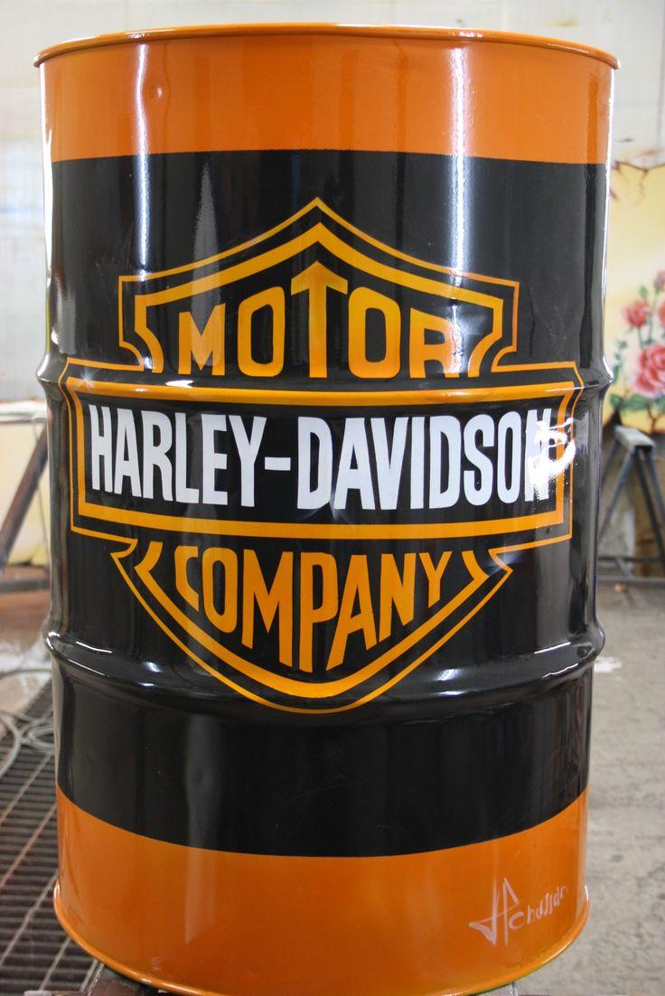 Bidon Harley-Davidson