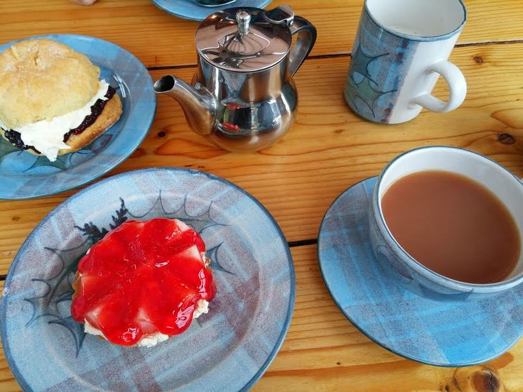 North Coast 500 Route tea and cake stops
