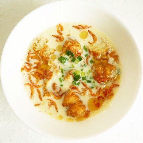 【ヘルシー朝食に】簡単で食べ応え満点「台湾風豆乳スープ」を作ってみない? | クックパッドニュース