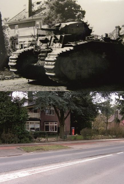 Toen en nu Utrechtseweg_1
