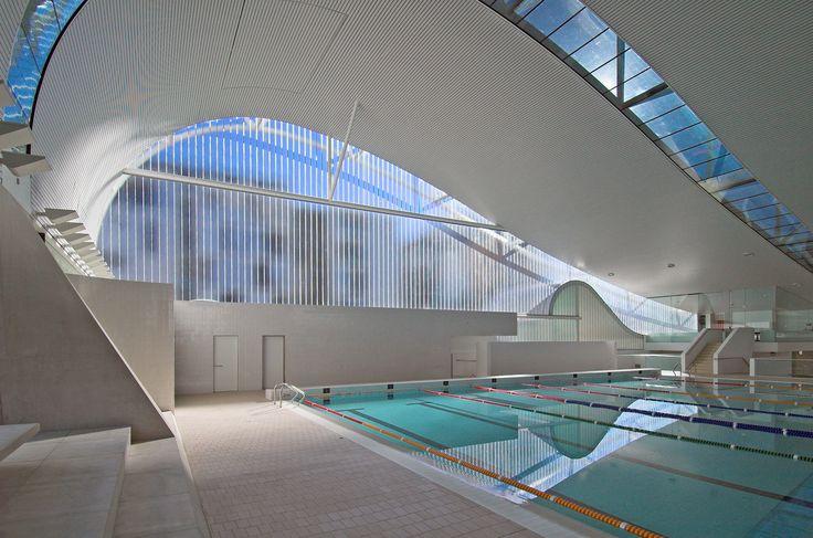 Ian Thorpe Aquatic Centre, Ultimo, Sydney (2001-07) | © Harry Seidler & Associates