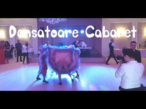 Dansatoare cabaret evenimente si nunta  - Can Can 2017 Macrea Events