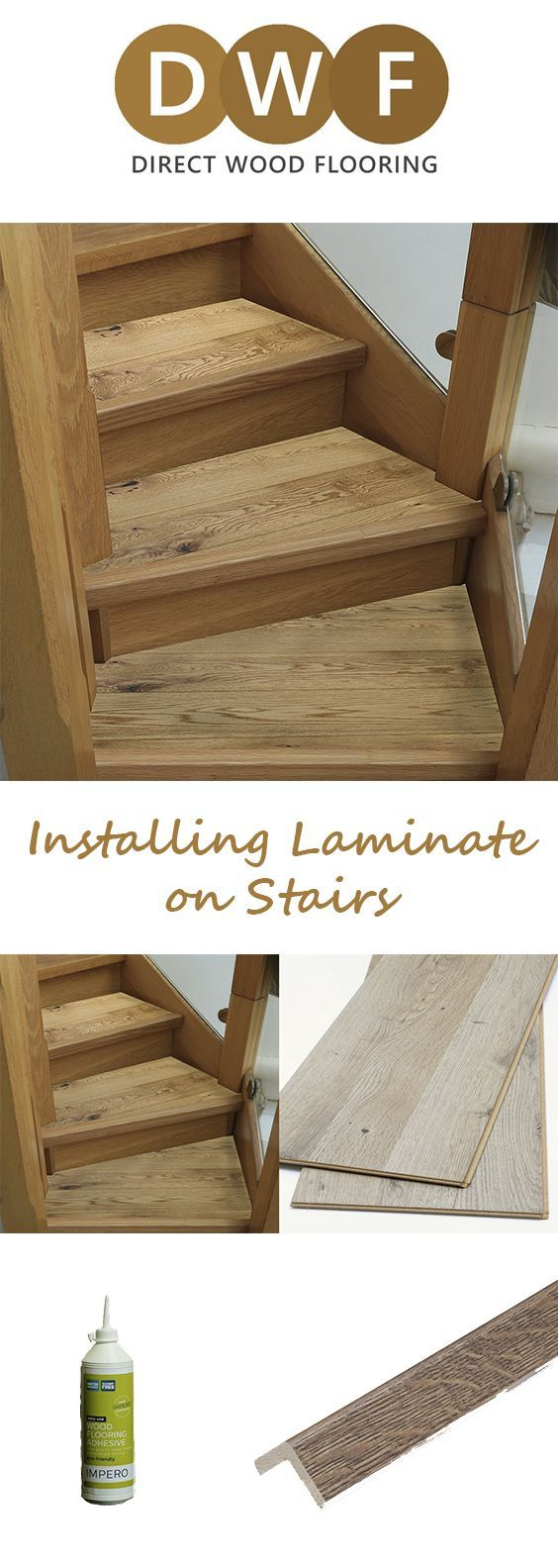 Cost-effective, durable and undoubtedly gorgeous. Laminate flooring's certainly a popular choice for many homes - and it's easy to see why! But how good is it if you're looking to revamp your stairs? We've covered everything from choosing the perfect product all the way through to fitting in our new blog https://www.directwoodflooring.co.uk/dwfblog/install-laminate-flooring-on-stairs/ #WoodFlooring #DirectWoodFlooring #Laminate