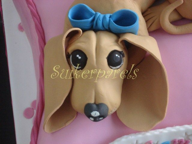 17 Best ideas about Dachshund Cake on Pinterest Funny ...