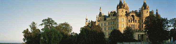 Schwerin Castle.5.5 hours from Daniken. 1.17 hr from Hamburg.