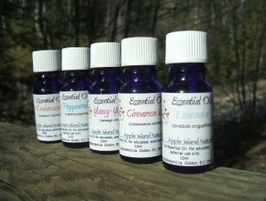 Therapeutic Grade Essential Oil Blends