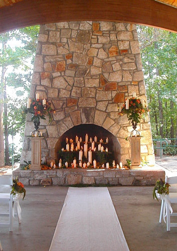 Stone Mountain Park Evergreen Resort Pavilion