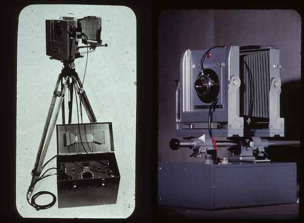 Rapatronic Camera: An Atomic Blast Shot at 1/100,000,000th of a Second