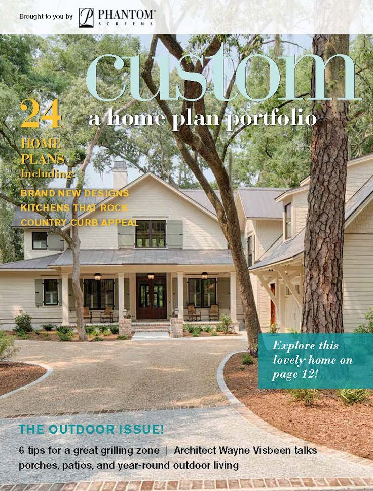 Check Out Our Newest Magazine With 24 Stunning Home Designs From Visbeen  Architects! Also,