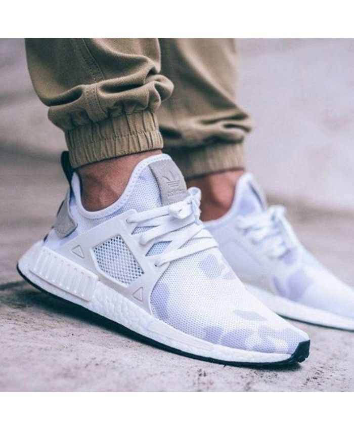 33219beb6a81a Adidas Nmd Xr1 Duck Camo White Shoes Sale