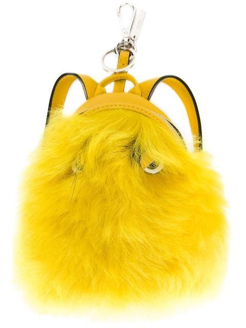 FENDI Bag Bugs backpack bag charm. #fendi #charm
