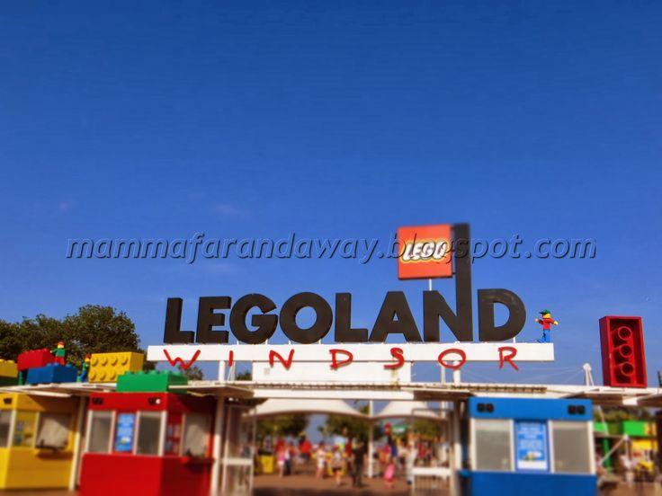 Legoland Windsor - England