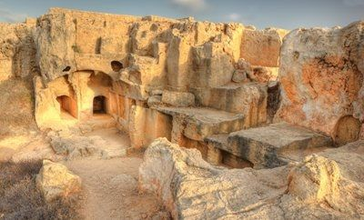 Tombs of the Kings - Paphos, Cyprus