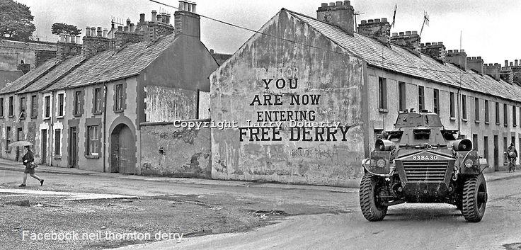 Free Derry Corner Bogside