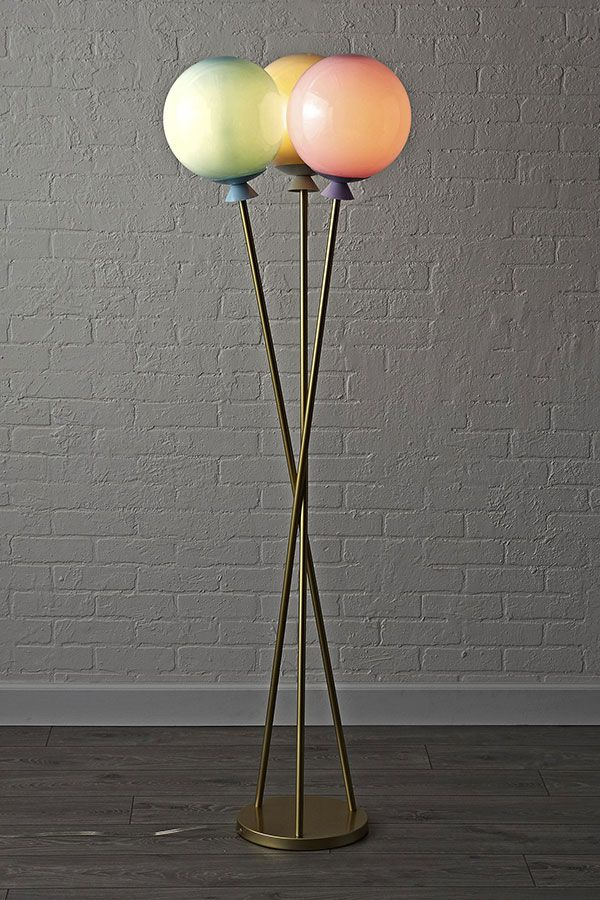 No Need To Inflate Our Balloon Floor Lamp Just Turn It On And Watch The