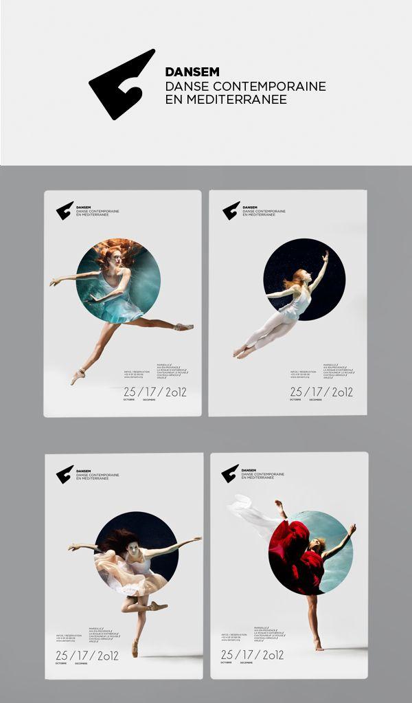 Dansem Officina 2012 by Valentin Breyne, via Behance