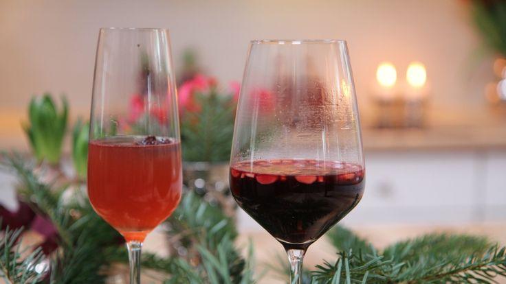 Julegløgg og julecava