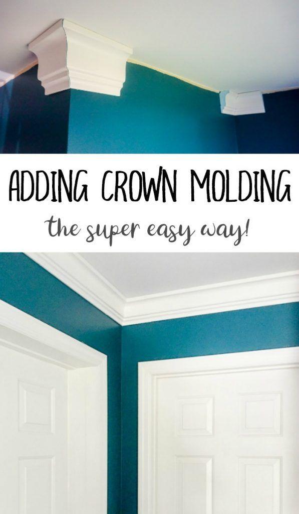 Diyprojectgarden Club Eine Weitere Wordpress Website Home Remodeling Diy Diy Crown Molding Diy Molding