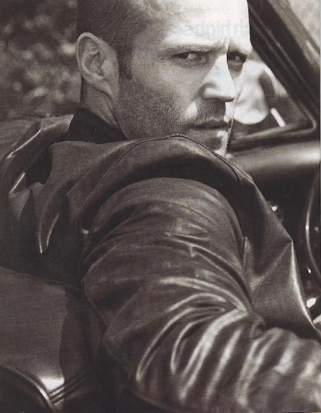 Jason Statham - I seriously think its his voice that attractive
