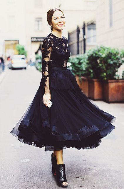 {fashion inspiration | style icon : ulyana sergeenko} by {this is glamorous}, via Flickr