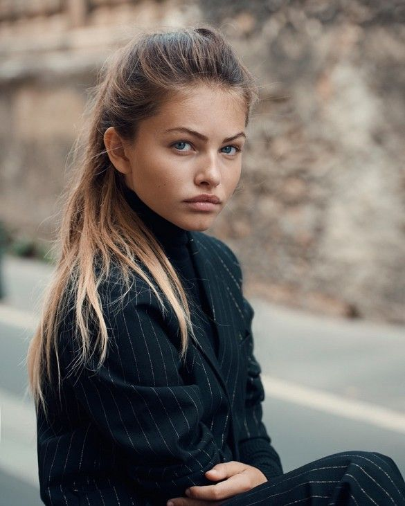 Thylane Blondeau  Everyone's Favorite Child Model Is All Grown Up via @WhoWhatWear