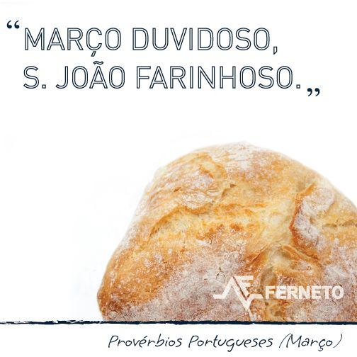 #provérbios #portugal #padaria #pão #março