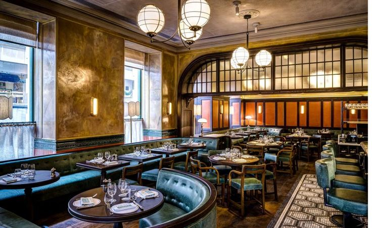 The illustrious portfolio of Caprice Holdings continues to swell with the addition of The Ivy Market Grill in Covent Garden. In many ways the convivial all-day café and eaterieplays 'little sister' to the infamous Ivy restaurant just around the corner...