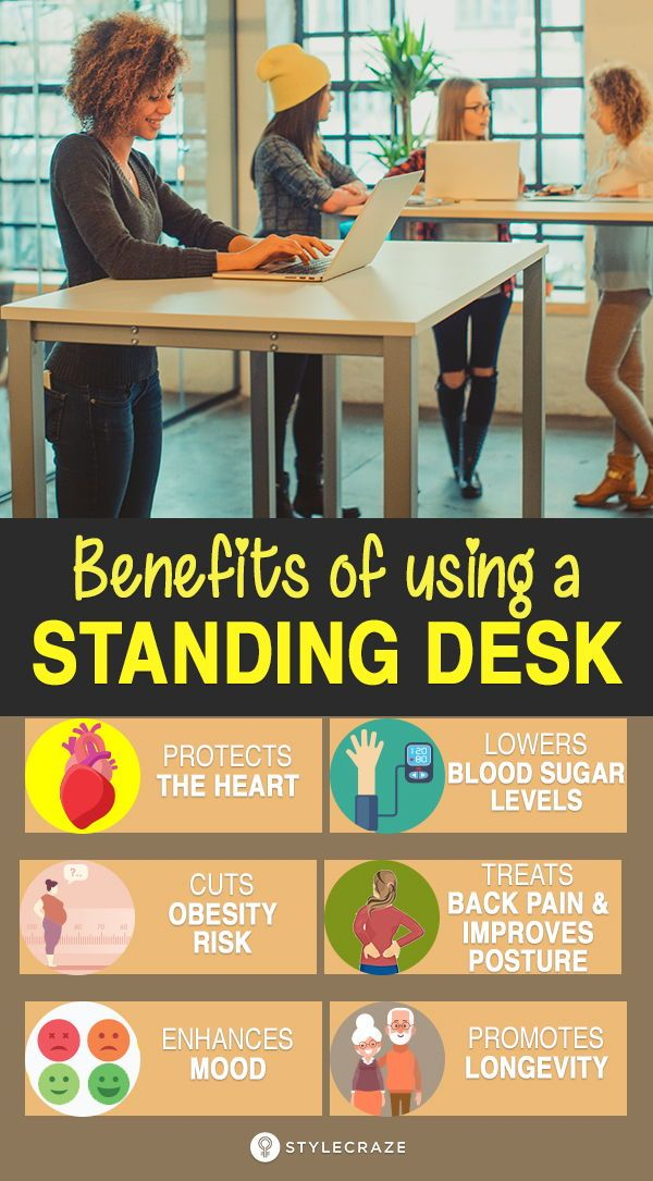 6 Science Backed Reasons You Must Get A Standing Desk Today Health Benefits Of Ginger Health Health Benefits