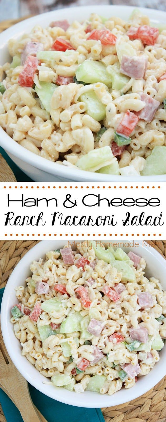 17 Best Ideas About Macaroni Salads On Pinterest Pasta