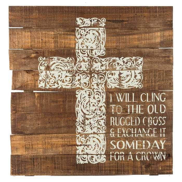 Old Rugged Cross By Brad Paisley