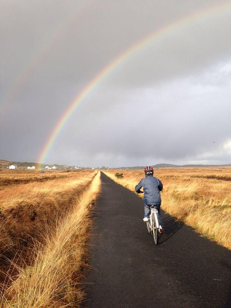 The Greenway, Co Mayo, Ireland