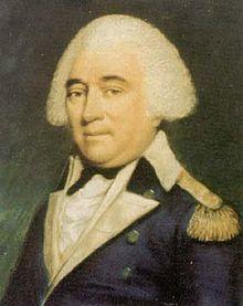 Major General Anthony Wayne (Pastel by James Sharples, Sr. ca. 1795)