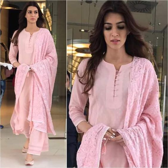 #kriti sanon # beautiful # pink