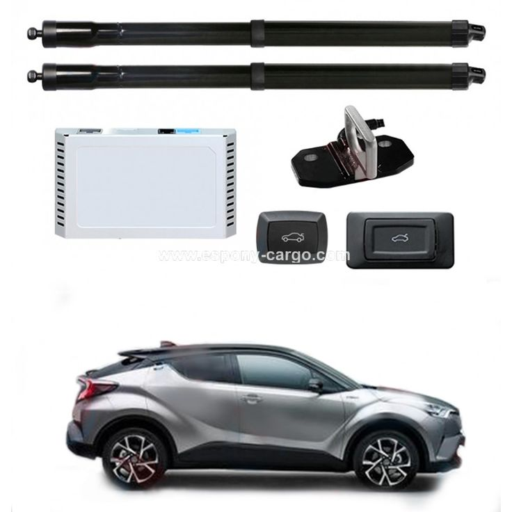 Smart Auto Electric Tail Gate Lift for Toyota CHR