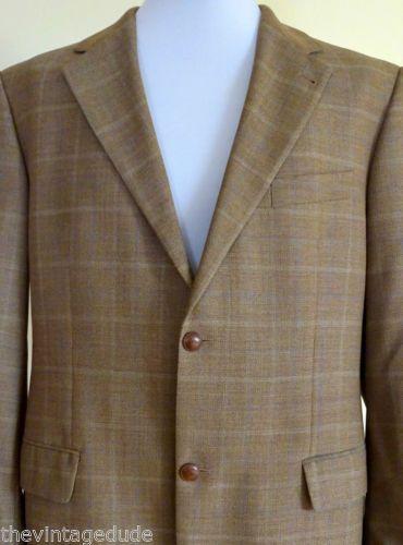 HUGO-BOSS-TIZIAN-Gentlemans-Blazer-Mens-Jacket-CHEST-SIZE-40-2-Button
