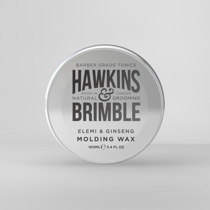 Hawkins & Brimble Molding Wax 100ml  www.hawkinsandbrimble.co.uk