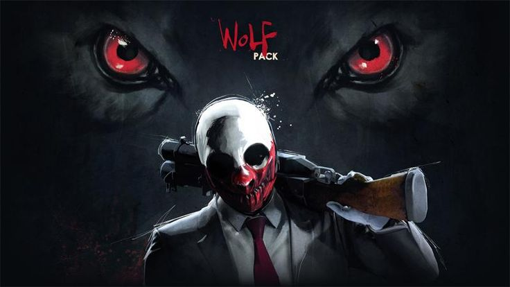 Wolf.Payday