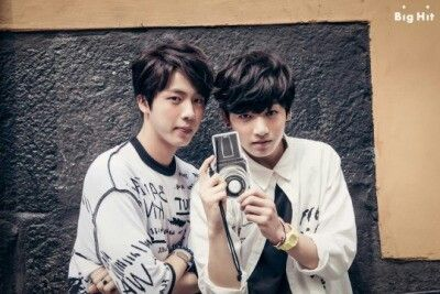 BTS | JIN and JUNG KOOK