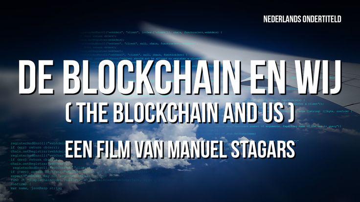 The Blockchain and Us (Dutch subtitles)