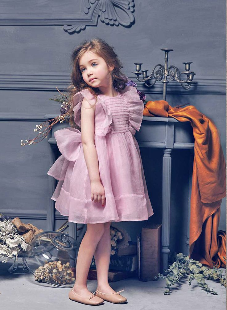 Nellystella LOVE Mae Dress in Orchid Bouquet - N15F001 - PRE-ORDER