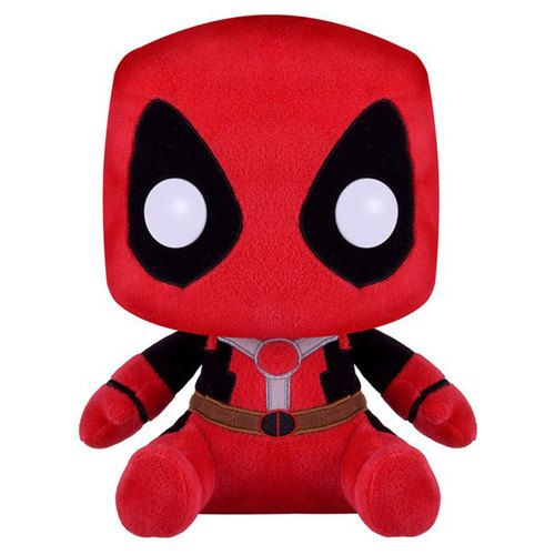 Marvel Deadpool Mega Pop! Plush Toy